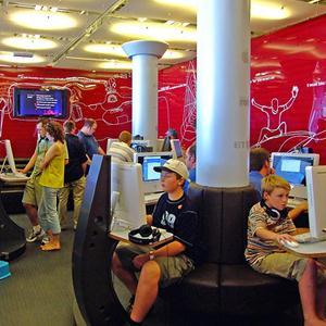 Интернет-кафе Опалихи