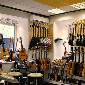 Музыкальные магазины Опалихи