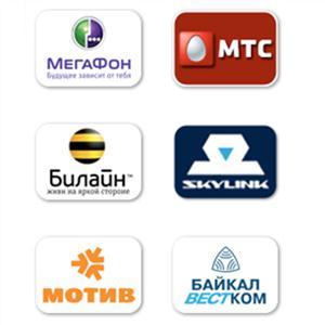 Операторы сотовой связи Опалихи