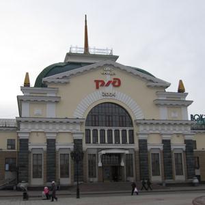 Железнодорожные вокзалы Опалихи